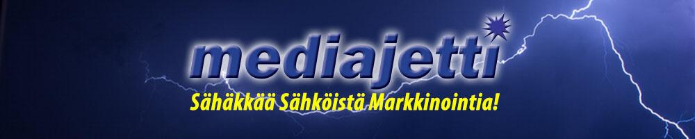 Mediajetti — Sähäkkää Sähköistä Markkinointia