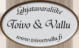 Lahjatavaraliike Toivo & Vallu